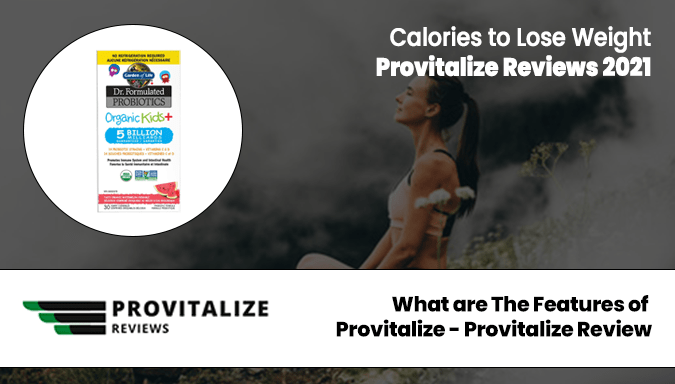 What are The Features of Provitalize – Provitalize Review